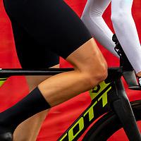 Scott cycling detail