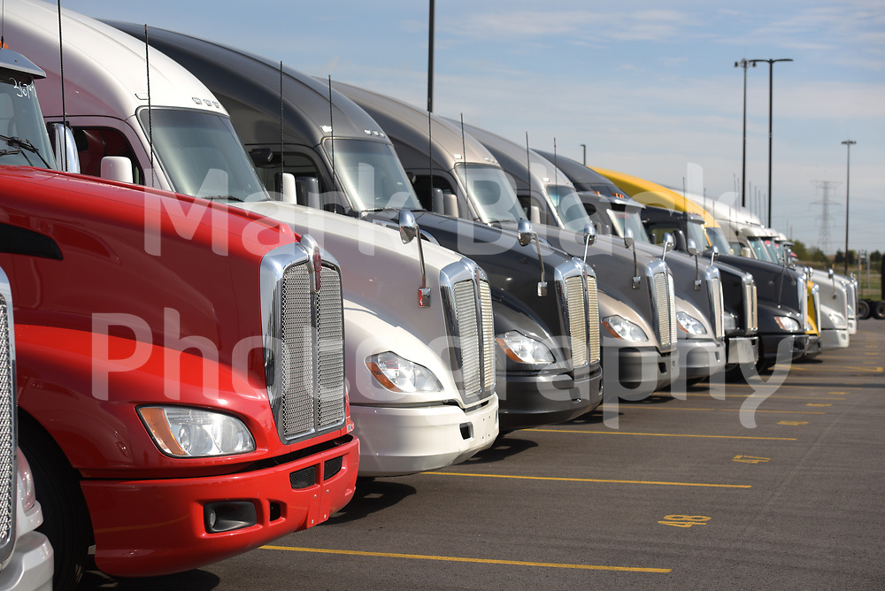 PACCAR Financial Used Truck Center in Minooka, IL October 25, 2017.<br /> <br /> (Photo by Mark Black Photography)
