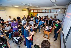 Dreyson Queiroz apresenta a palestra no #FT17, Festival da Transformação 2017, realizado pela Associação dos Dirigentes de Marketing e Vendas do Rio Grande do Sul (ADVB-RS), na ESPM-Sul. Inspirado em alguns dos maiores eventos do mundo de inovação e tendências (SXSW, Cannes Lions e Burning Man), o #FT17 é maior hub de conteúdo da história de Porto Alegre.  Foto: Felipe Nogs  / Agência Preview