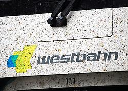 THEMENBILD - Zuggarnitur der Westbahn am Westbahnhof Wien Aufgenommen am 04.04.2019 in Wien, Österreich // Weststation in Vienna, Austria on 2019/04/04. EXPA Pictures © 2019, PhotoCredit: EXPA/ Michael Gruber