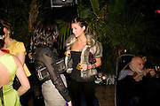SASKIA BOXFORD. Rodarte Poolside party to show their latest collection. Hosted by Kate and Laura Muleavy, Alex de Betak and Katherine Ross.  Chateau Marmont. West  Sunset  Boulevard. Los Angeles. 21 February 2009 *** Local Caption *** -DO NOT ARCHIVE -Copyright Photograph by Dafydd Jones. 248 Clapham Rd. London SW9 0PZ. Tel 0207 820 0771. www.dafjones.com<br /> SASKIA BOXFORD. Rodarte Poolside party to show their latest collection. Hosted by Kate and Laura Muleavy, Alex de Betak and Katherine Ross.  Chateau Marmont. West  Sunset  Boulevard. Los Angeles. 21 February 2009