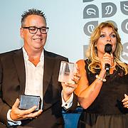 NLD/Amsterdam/20160601 - Uitreiking Porna Awards 2016, winnaar Late Night Lady party's