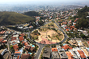 Belo Horizonte_MG, Brasil.<br /> <br /> Imagem aerea de Belo Horizonte, Minas Gerais. Na foto Praca do Papa.<br /> <br /> Aerial view of Belo Horizonte, Minas Gerais. In this photo Praca do Papa.<br /> <br /> Foto: JOAO MARCOS ROSA / NITRO