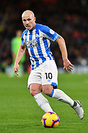 Huddersfield Town midfielder Aaron Mooy (10) during the Premier League match between Bournemouth and Huddersfield Town at the Vitality Stadium, Bournemouth, England on 4 December 2018.