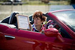 Bervoets Jeannette<br /> Zeeuws fokker van het jaar<br /> Centrale Keuring Zeeland - Vrouwenpolder 2016<br /> © Hippo Foto - Dirk Caremans<br /> 02/07/16