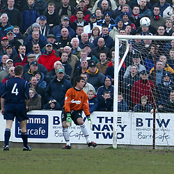 Falkirk 0 v 2 Queen of the South 13/03/2004