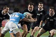 27.09.2014. All Black Israel Dagg in action. Test Match Argentina vs All Blacks during the Rugby Championship at Estadio Único de la Plata, La Plata, Argentina.