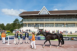 Rixt Van Der Horst, (NED), Uniek - Horse Inspection Para Dressage - Alltech FEI World Equestrian Games™ 2014 - Normandy, France.<br /> © Hippo Foto Team - Jon Stroud<br /> 25/06/14
