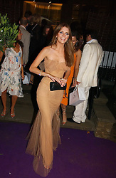 Actress MISCHA BARTON at The Summer Ball in Berkeley Square , Londin W1 in aid of the Prince's Trust on 6th July 2006.<br /><br />NON EXCLUSIVE - WORLD RIGHTS