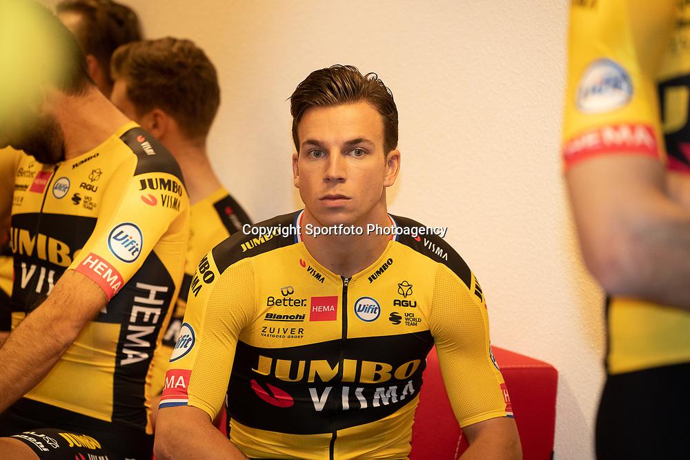 10-12-2019: Wielrennen: Teampresentatie Jumbo Visma: Amsterdam<br />Dylan Groenewegen