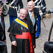NLD/Amsterdam/20130430 - Inhuldiging Koning Willem - Alexander, bisschop Simonis