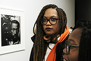 New York, NY-Jan. 11: Writer/Producer Jenna Bond  attends the Gordon Parks: I AM YOU Opening Reception presented by the Gordon Parks Foundation  held at the Jack Shanmain Gallery on January 11, 2018 in New York City.  (Photo by Terrence Jennings/terrencejennings.com)