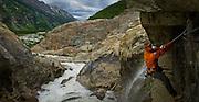 Canadian Mountain Holidays Heli-hiking vacations, Bobbie Burns Lodge,  British Columbia, Canada