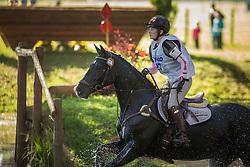 Van Nijnatten Margo (NED) - Diretty CS<br /> Cross country 6 years old horses<br /> Mondial du Lion - Le Lion d'Angers 2014<br /> © Dirk Caremans<br /> 18/10/14