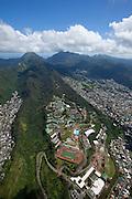 Kamehameha School, Honolulu, Oahu, Hawaii