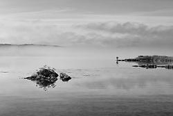 Trout fishing at the lake Thingvallavatn, south Iceland - Silingsveiði við Þingvallavatn