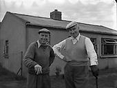 1954 - 01/09 Joe Carr, Irish Close Chapion