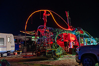 The Mugwump Mutant Vehicle - (Thanks to Gleamlaw for the caption update here) - https://Duncan.co/Burning-Man-2021