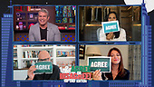 """July 01, 2021 - NY: Bravo's """"Watch What Happens Live With Andy Cohen"""" - Episode 18114"""