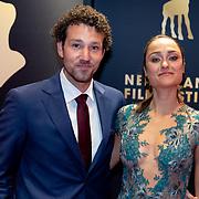 NLD/Utrecht/20181001 - NFF 2018, Première Rafaël, Melody Klaver en partner