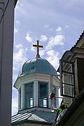 Dome of a church, Riga, Latvia