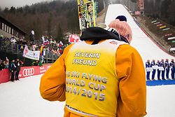 Severin Freund of Germany during the Ski Flying Individual Competition at Day 4 of FIS World Cup Ski Jumping Final, on March 22, 2015 in Planica, Slovenia. Photo by Ziga Zupan / Sportida