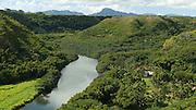 Wailua River, Kauai, Hawaii