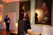 LARS THARP; GRAYSON PERRY, Founding Fellows 2010 Award Ceremony. Foundling Museum on Monday  8 March