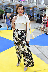 Kristin Scott Thomas at the Royal Academy Of Arts Summer Exhibition Preview Party 2018 held at The Royal Academy, Burlington House, Piccadilly, London, England. 06 June 2018.