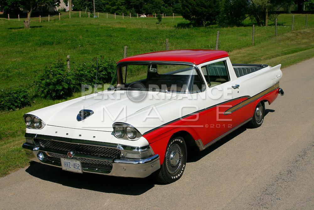 1958 Ford Ranchero Custom 300