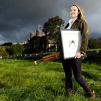 Katie Hargreaves Scottish Game Fair