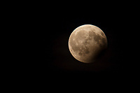 Monday 7th August - Partial Moon Eclipse