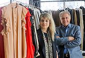Cinzia Simone and Armand Marciano of A & GM LLC.