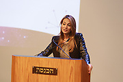 Yifat Shasha-Biton (born 23 May 1973) is an Israeli educator and politician. She currently serves as a member of the Knesset for Kulanu. Photographed at the Knesset, November 2015