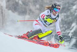 Manuel Feller (AUT) during 1st run of Men's Slalom race of FIS Alpine Ski World Cup 57th Vitranc Cup 2018, on March 4, 2018 in Kranjska Gora, Slovenia. Photo by Ziga Zupan / Sportida