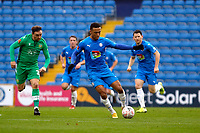 Alex Reid. Stockport County FC 3-2 Yeovil Town FC. Emirates FA Cup Second Round. Edgeley Park. 29.11.20