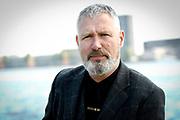 Presentatie van de nieuwe grote serie van LINDA.tv. De Vlucht .<br /> <br /> Op de foto:  Eric Corton