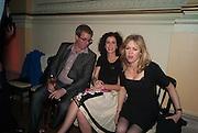MARC GLIMCHER; MOLLIE DENT-BROCKLEHURST; KATE MCQUEEN, Calder After The War. Pace London. Burlington Gdns. London. 18 April 2013.