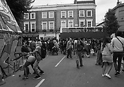 Notting Hill carnival, Bank Holiday Monday, August 27 2018