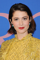 June 5, 2017 - New York, NY, USA - June 5, 2017  New York City..Mary Elizabeth Winstead attending the 2017 CFDA Fashion Awards on June 5, 2017 in New York City. (Credit Image: © Kristin Callahan/Ace Pictures via ZUMA Press)