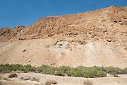 Israel, Dead Sea landscape