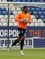 Aaron Chapman of Peterborough United - Mandatory by-line: Joe Dent/JMP - 28/07/2018 - FOOTBALL - ABAX Stadium - Peterborough, England - Peterborough United v Bolton Wanderers - Pre-season friendly