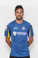Juan Rodriguez poses during official La Liga 2015-16 photo session in Madrid, Spain. July 24, 2015. (ALTERPHOTOS/Victor Blanco)
