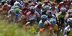 06.07.2011, AUT, 63. OESTERREICH RUNDFAHRT, 4. ETAPPE, MATREI-ST. JOHANN, im Bild ein Featue mit Fahrern waehrend der Etappe // during the 63rd Tour of Austria, Stage 4, 2011/07/06, EXPA Pictures © 2011, PhotoCredit: EXPA/ S. Zangrando