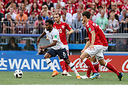 Thomas LEMAR of France during the 2018 FIFA World Cup Russia, Group C football match between Denmark and France on June 26, 2018 at Luzhniki Stadium in Moscow, Russia - Photo Thiago Bernardes / FramePhoto / ProSportsImages / DPPI