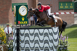 Philippaerts Nicola, (BEL), H&M Forever D'Arco Ter Linden<br /> CSIO 5* Spruce Meadows Masters - Calgary 2016<br /> © Hippo Foto - Dirk Caremans<br /> 10/09/16