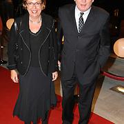NLD/Hilversum/20061201 - Opening Nederlands Instituut voor Beeld en Geluid, Ernst Bakker en partner