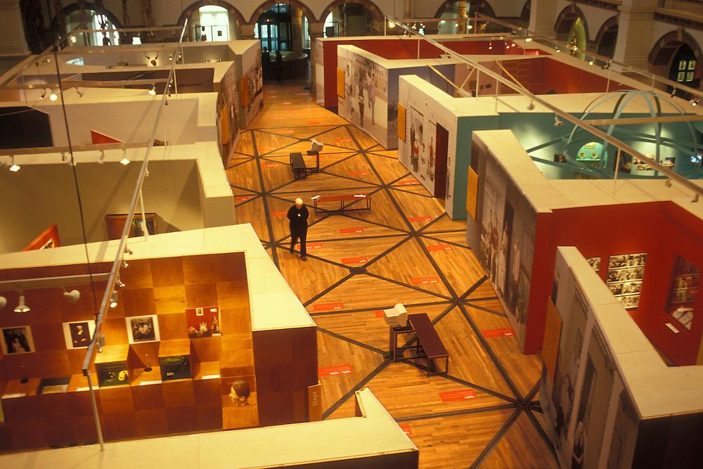 Holanda. Amsterdam..Interior del Museo de los Trópicos..© JOAN COSTA...