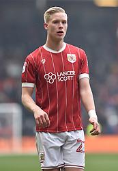 Bristol City's Hordur Magnusson
