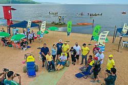 Porto Alegre, RS - 06/03/2020: Praia para Todos - 5ª  Edição. Foto: Jefferson Bernardes/PMPA